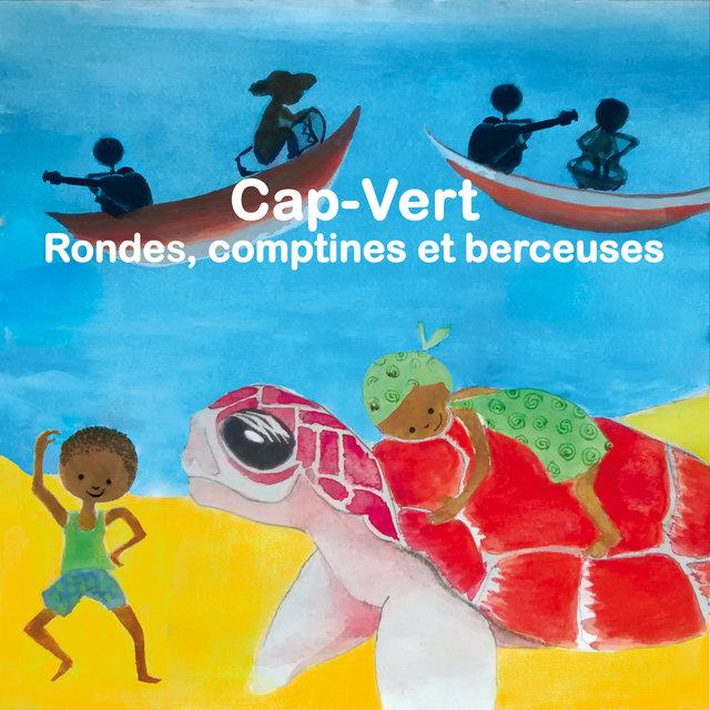 Couverture de Cap-Vert: Rondes, comptines et berceuses