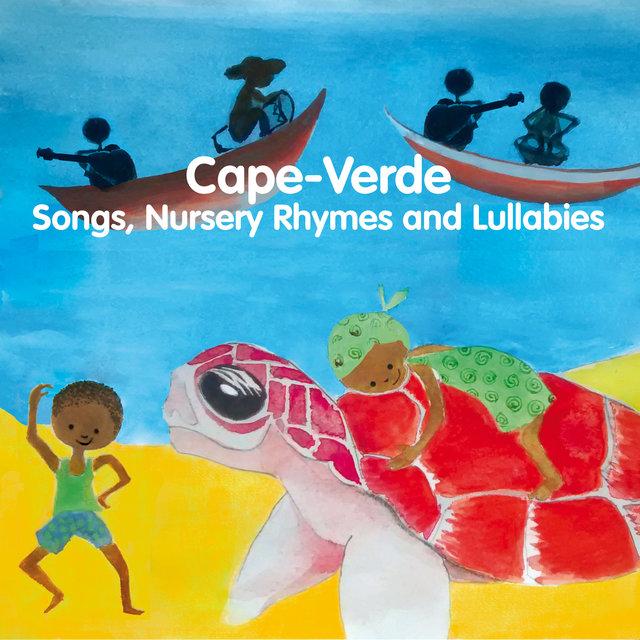 Couverture de Cape-Verde: Songs, Nursery Rhymes and Lullabies