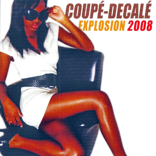 Couverture de Coupé-décalé: Explosion 2008