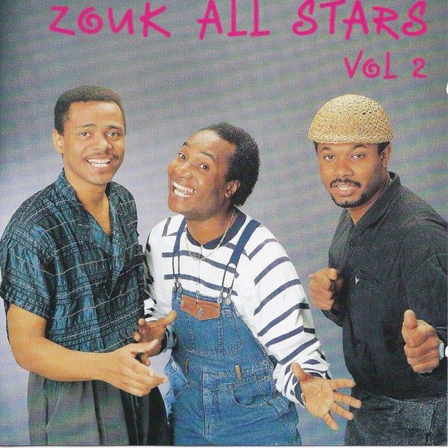 Zouk All Stars, Vol. 2