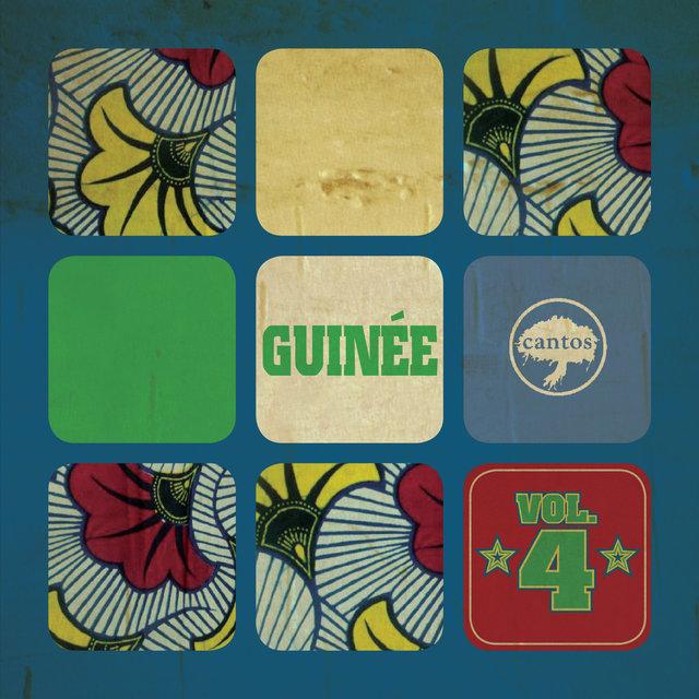 Couverture de Afriques indépendantes, Vol. 4: Guinée