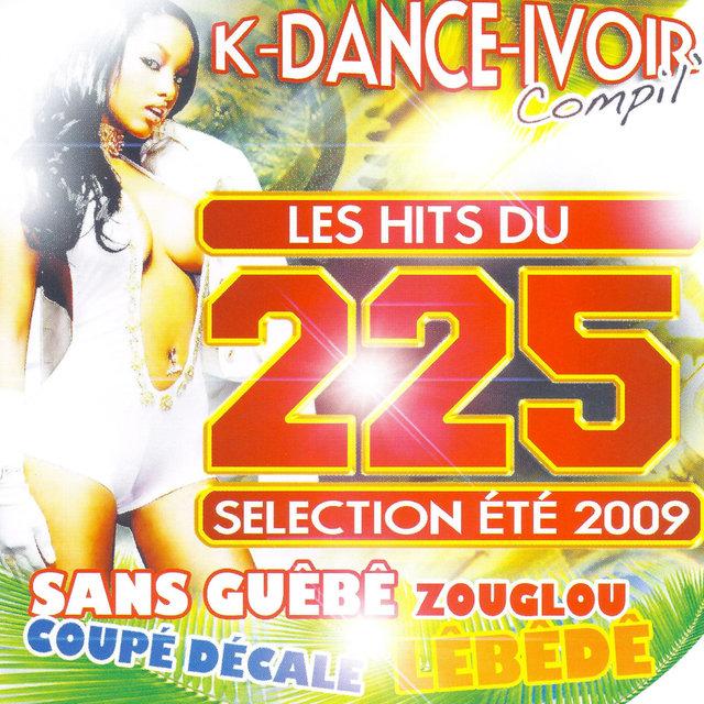 K-Dance-Ivoir compil': Sélection été 2009