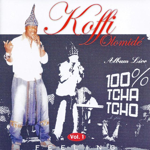 100% tcha tcho, Vol. 1 (Live)