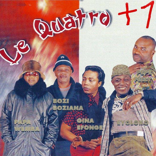 Le Quatro + 1