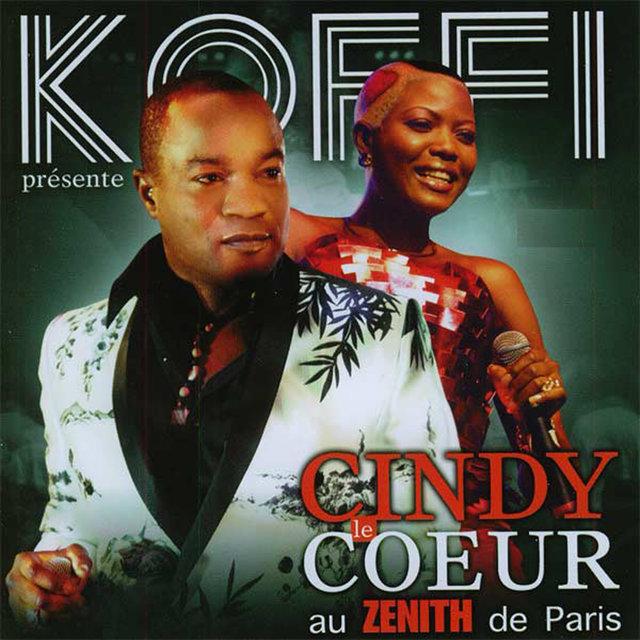 Koffi présente Cindy le Cœur au Zénith de Paris (Live)