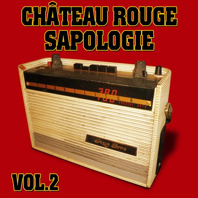 Couverture de Château Rouge, 18ème, Vol. 2: Sapologie