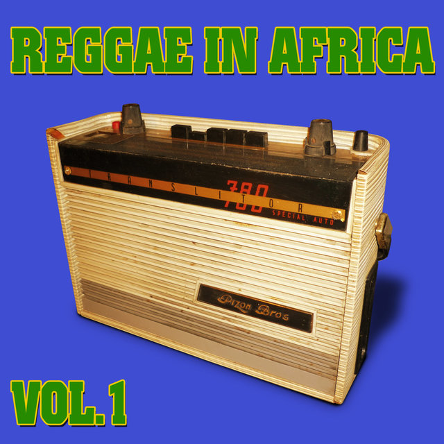 Couverture de Reggae in Africa, Vol. 1