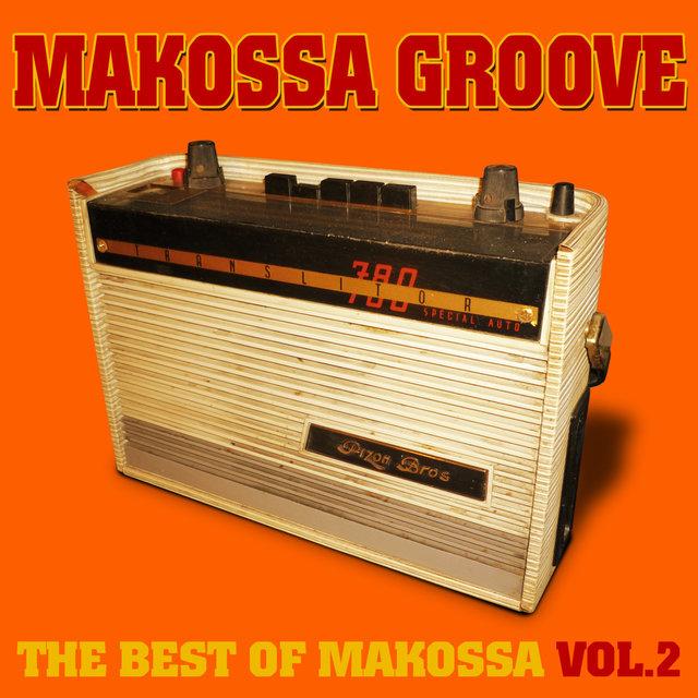 Couverture de Makossa Groove, Vol. 2