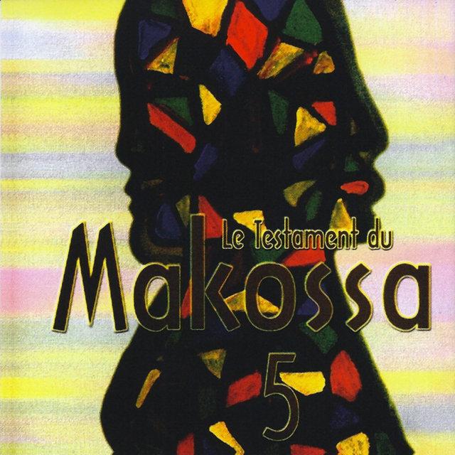 Couverture de Le testament du makossa, Vol. 5