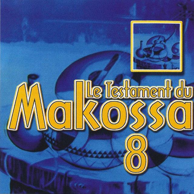 Couverture de Le testament du makossa, Vol. 8