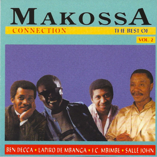 The Best of Makossa Connection, Vol. 2