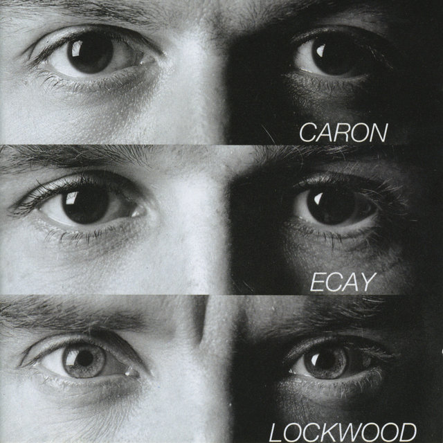 Couverture de Caron - Ecay - Lockwood