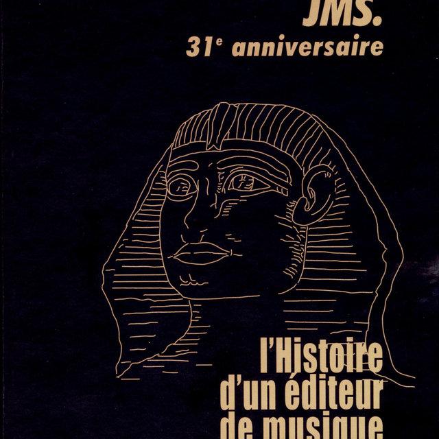 Couverture de 31ème anniversaire JMS