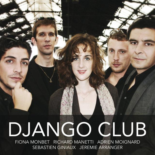 Couverture de Django Club