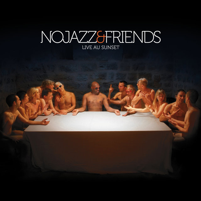 NoJazz & Friends (Live au Sunset)