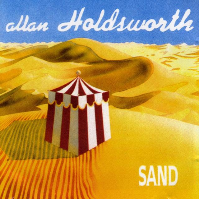 Couverture de Sand