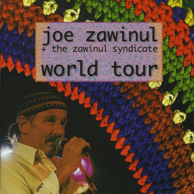 Couverture de World Tour