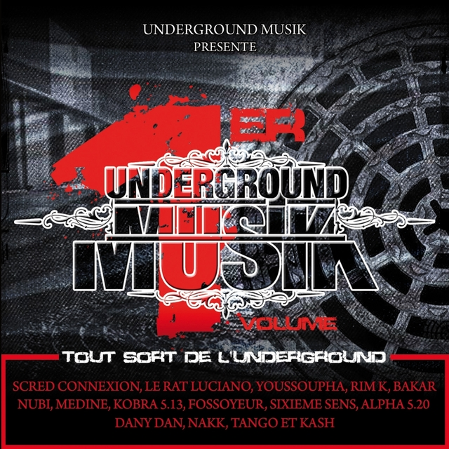 Underground Musik, Vol. 1