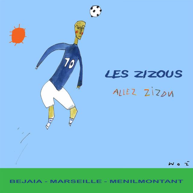 Allez Zizou ! - Single