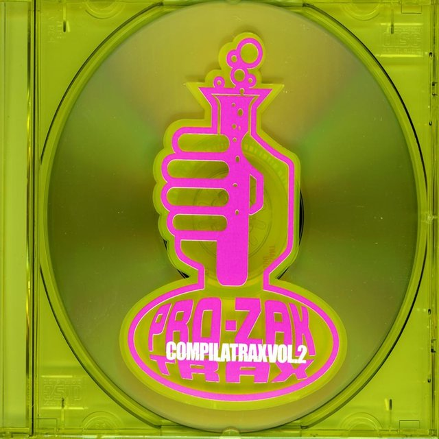 Couverture de Compilation Trax, Vol. 2