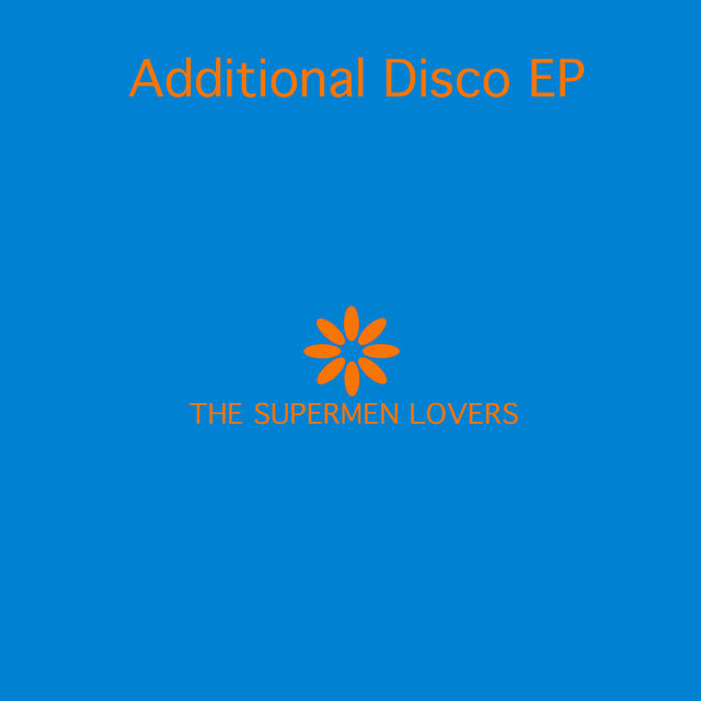 Additional Disco EP - 2007 Remixes