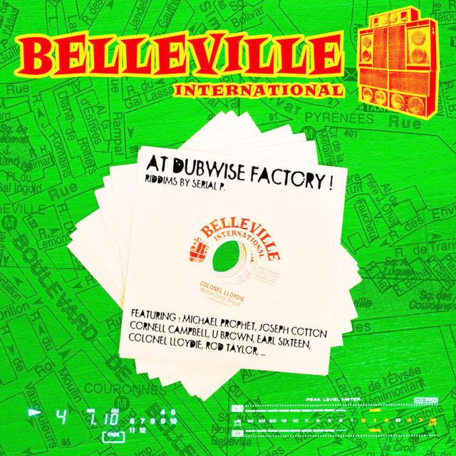 Couverture de Belleville International