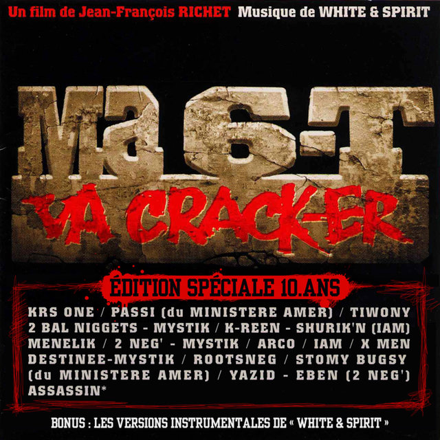 Couverture de Ma 6-t va crack-er (Edition spéciale 10 ans)