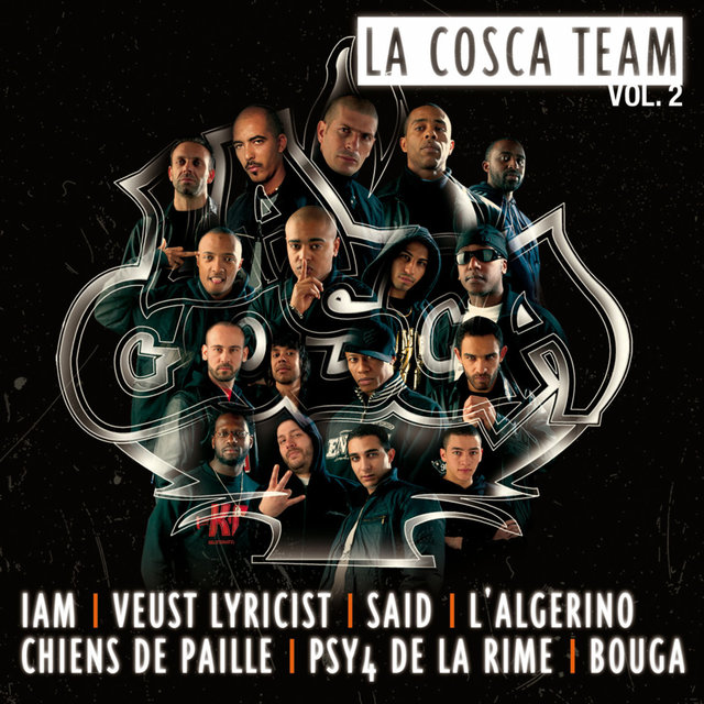 Street Album La Cosca Team Vol. 2