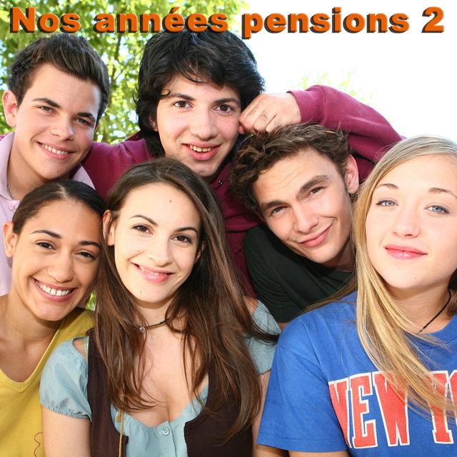 Nos années pensions, saison 2 (Bande originale de la série télévisée)
