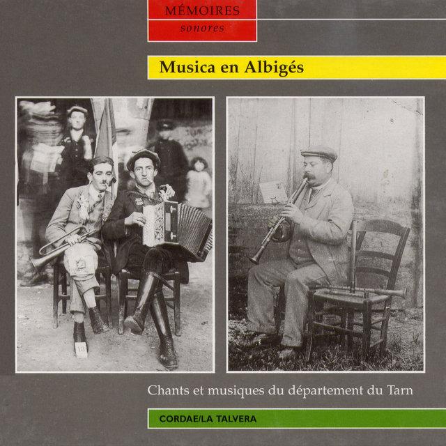 Musica en Albigés - Chants et musiques du département du Tarn