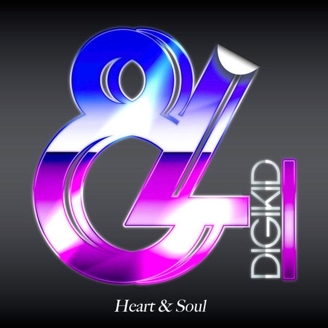 Couverture de Heart & Soul - Single