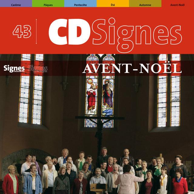 CédéSignes 43 Avent - Noël