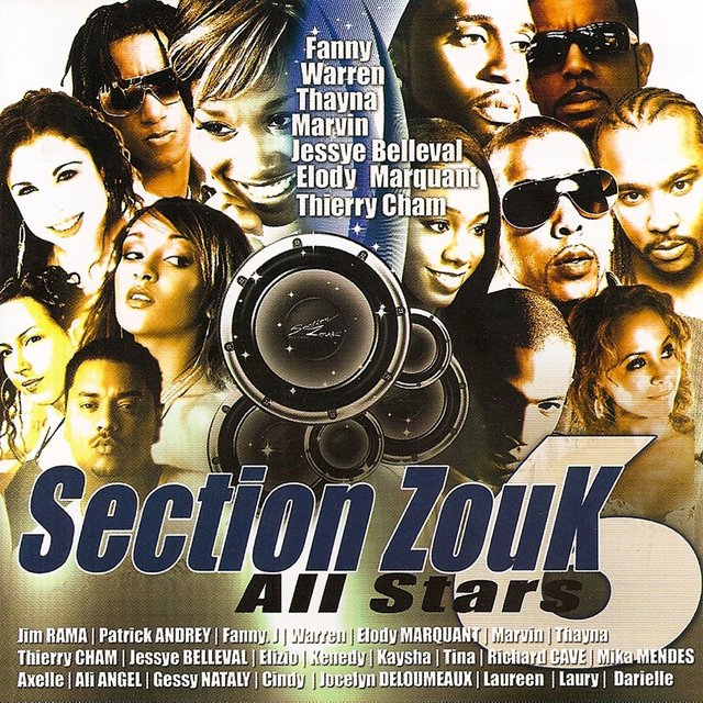 Section Zouk All Stars, Vol. 6