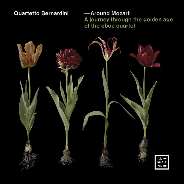 Around Mozart. A Journey Through the Golden Age of the Oboe Quartet