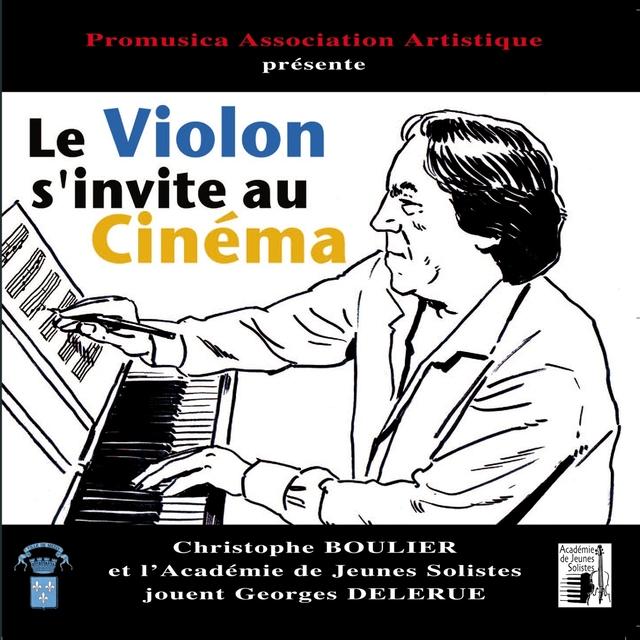 Le violon s'invite au cinéma