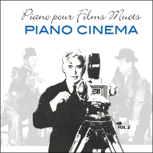 Piano pour films muets / Music for silent movies, vol.2