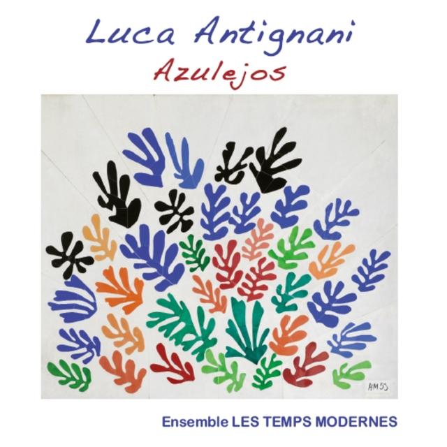 Luca Antignani: Azulejos