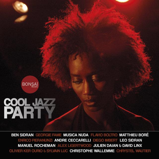 Couverture de Cool Jazz Party