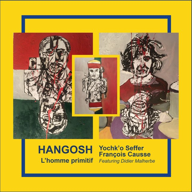 Couverture de Hangosh (L'homme primitif)