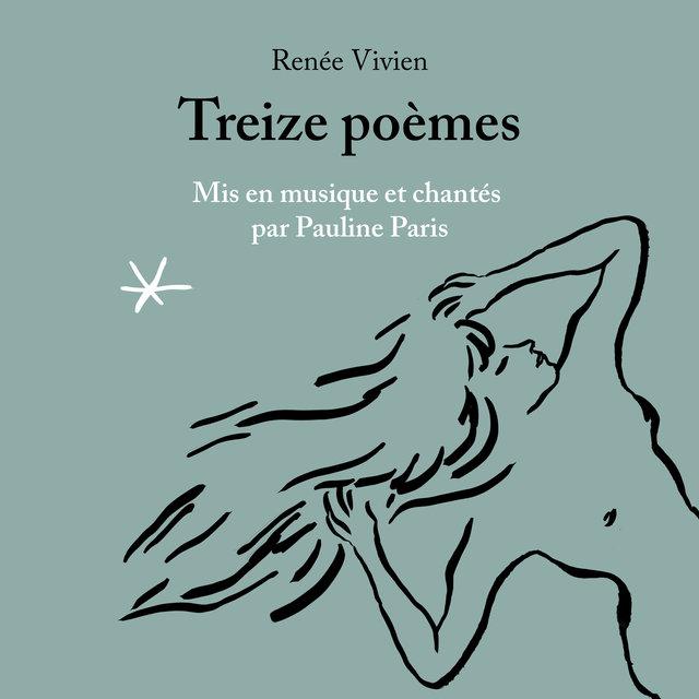 Renée Vivien : Treize poèmes