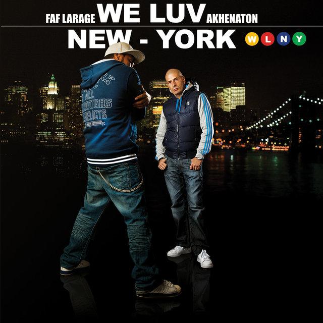 Couverture de We Luv New York