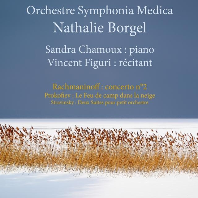 Rachmaninoff, Prokofiev, Stravinski