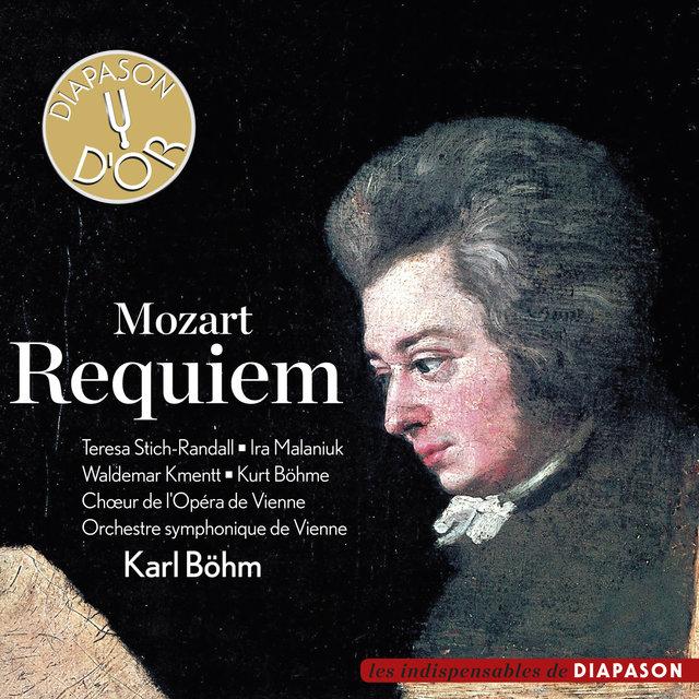 Mozart: Requiem(Les indispensables de Diapason)