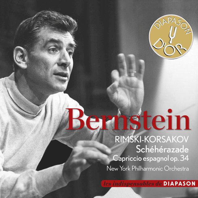 Rimski-Korsakov: Schéhérazade & Cappriccio Espagnol(Les indispensables de Diapason)