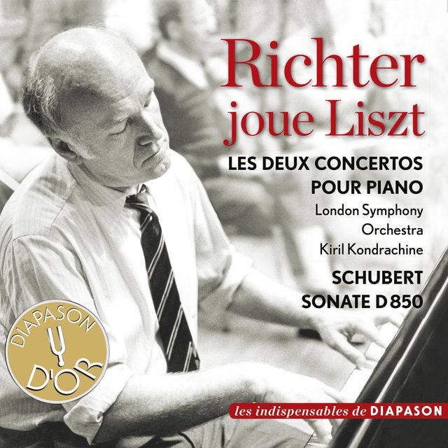 Liszt: Les deux concertos pour piano - Schubert: Sonate, D. 850 (Les indispensables de Diapason)