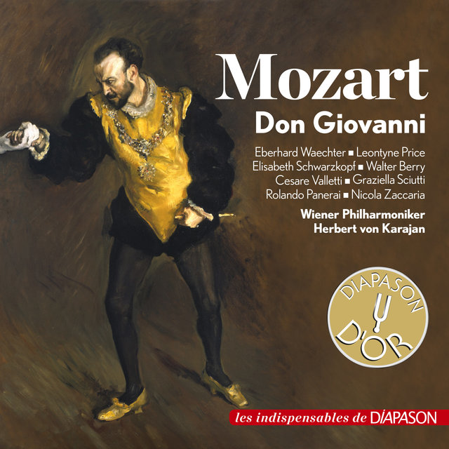 Mozart: Don Giovanni (Les indispensables de Diapason)