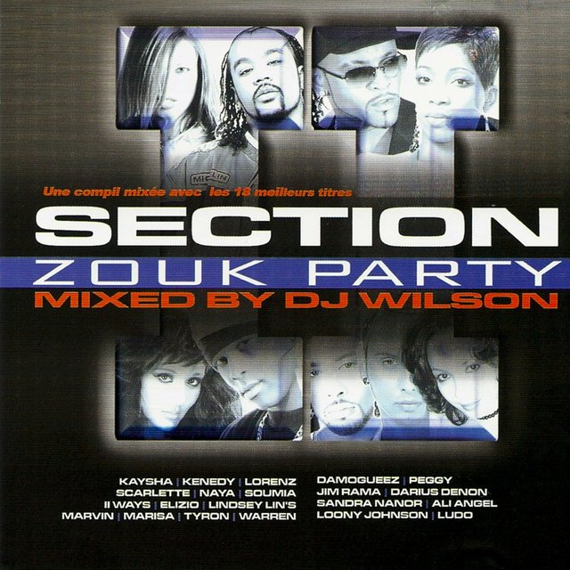 Section Zouk Party