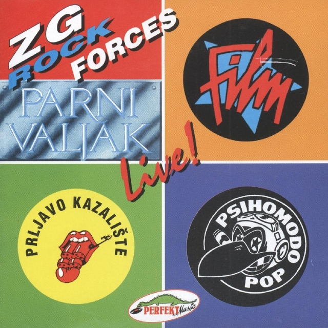 Zg Rock Forces, Live