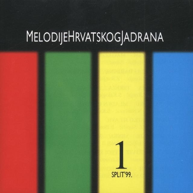 Melodije Hrvatskog Jadrana '99., 1