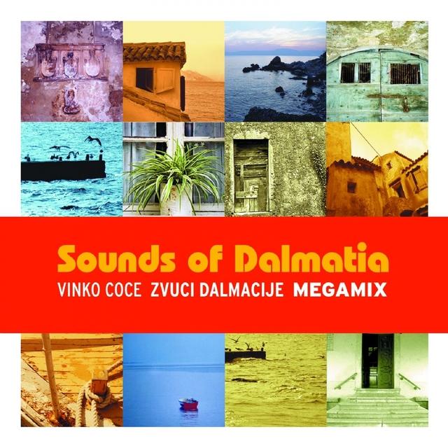 Couverture de Zvuci Dalmacije